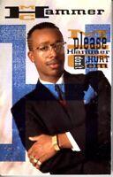 MC Hammer Please Hammer Don't Hurt Em 1990 Cassette Tape Album Rap Hiphop