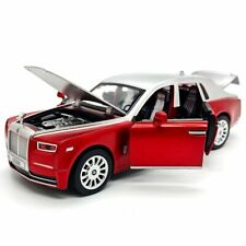 18cm Rolls-Royce Phantom 1:28 Scale Diecast Alloy Metal Model Car Vehicle Toy