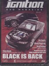IGNITION  STREET DREAMZ - EDITION 5 - MOTORING MAGAZINE - DVD - NEW