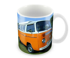 VW CAMPER   COFFEE MUG    FREE PERSONALISATION