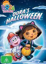 Dora the Explorer: Dora's Halloween DVD NEW