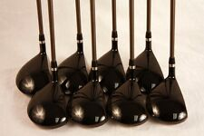 8 NEW HORIZON II PRECISION SYSTEM STAINLESS STEEL #3 FAIRWAY WOOD MENS GOLF CLUB