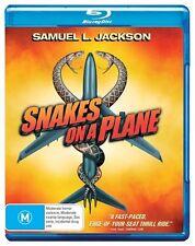 Snakes On a Plane (Blu-ray, 2009) - FREE POSTAGE! NEW & SEALED REGION B