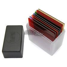 9pcs Gradual Grey + Gradual Color Filter Kit for Cokin P series with box