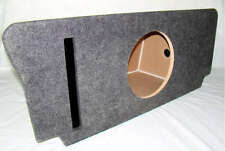 2006-2010 Dodge CHARGER PORTED Sub Box Subwoofer Enclosure by ZEnclosures
