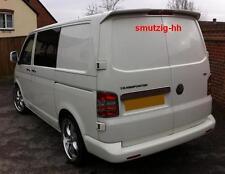 SPOILER DACHSPOILER VW T5 Multivan,Caravelle,Transpor + Kleber