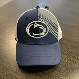 Penn State Nittany Lions Youth Hat Mesh Trucker Snapback Cap NCAA