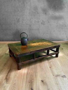 Chinesischer Teetisch Asia Holz Möbel China Einrichtung alt AsienLifeStyle