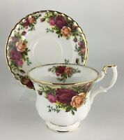 Royal Albert Old Country Roses Cup & saucer