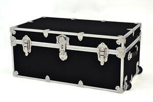 Rhino Roller Storage Trunk Footlocker 36x18x18  USA Made