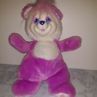 Hasbro Baby Cub Surprise Pink Mother With 0 Cubs, 1992 Vintage Plush Bear VG  R