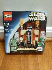 Nuevos En Caja Lego 4476 Star Wars Jabba's Premio, Boba Fett, Han Solo en Carbonita!