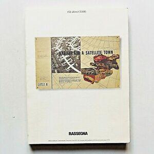 Rassegna n. 52 1992 Rivista Architettura Gli ultimi CIAM Movimento Moderno