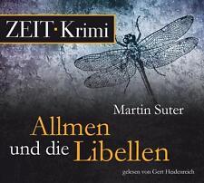 Martin Suter - Allmen und die Libellen. Roman, 4 CDs (ZEIT Hörbuch) /4
