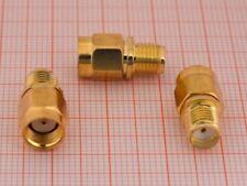 Spezial-Adapter RP SMA Stecker (Reverse) auf SMA Buchse - GPS & Wlan (J05C)