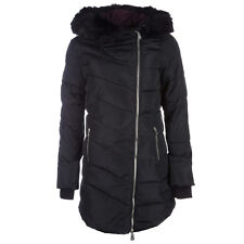 Puffa Womens Salcombe Puffer Coat Long Sleeve Down Quilt Padded Longline Jacket