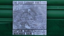 Captain Scarlet The Cass Carnaby 5 Mint Indie Punk original 45 Gerry Anderson