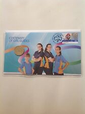 2010 - Austraia - Centenary of Girl Guides PNC