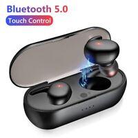 TWS Y30  Bluetooth 5.0 Auriculares estéreo con reducción de ruido inalámbricos