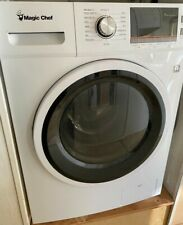 New listing Magic Chef 2.7 cu ft Washer Dryer Combo, White