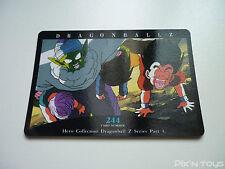 Carte Dragon Ball Z Card DBZ / Hero Collection Part 3 - N°244 / NEW