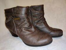 Baretrap Rhapsody Womens Boots Brown-Size 8.5