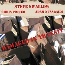 STEVE SWALLOW (BASS) - DAMAGED IN TRANSIT NEW CD