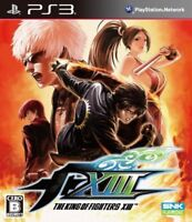USED Game PS3 The King of Fighters XIII