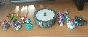 Nintendo Wii Skylanders Portal of Power Lot