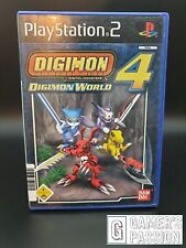 Digimon World 4 | Digital Monsters | PS2 | Disc neuwertig | OVP  | Playstation 2