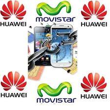 LIBERAR CUALQUIER HUAWEI MOVISTAR Y635 P6 P7 G510 G6 MATE Y600 .....