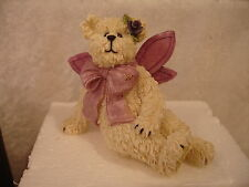 Retired Boyds Collection Leah Grace Marchbear CBRL Exclusive #228495CB  NIB