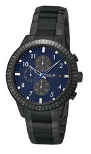 JOOP JP101881005 JP-Chrono Dark Night Herrenuhr Chronograph Edelstahl Black