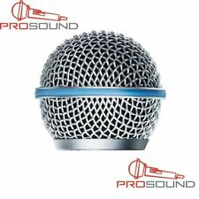 Replacement Shure BETA58 BETA58A SM58 Ball Head Mesh Microphone Grille