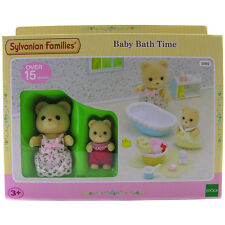 Sylvanian Families Baby Bath Time NEW