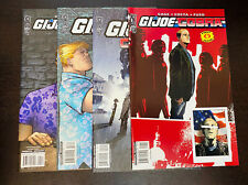 GI JOE / COBRA (2009 IDW) -- #1 2 3 4 -- FULL Series