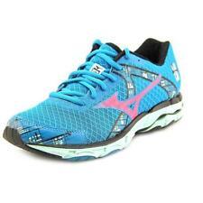 Zapatillas deportivas de mujer Mizuno de tacón bajo (menos de 2,5 cm)