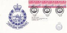 Hong Kong - 1997 - Cover - Royal Hong Kong Police - F.I.A.P Day..