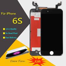 Display LCD für iPhone 6S mit RETINA Glas Scheibe Bildschirm Front Schwarz Neu