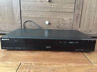 SONY RDR-DC100 HDD/ DVD Player Recorder 160GB Hard Drive DVB