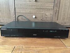 SONY RDR-DC100 Hdd/Dvd Player Recorder 160 GB HARD DISK DVB