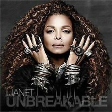 JANET JACKSON Unbreakable CD NEW SEALED RELEASE 02/10/2015