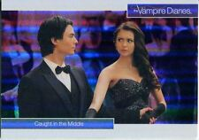 Vampire Diaries Season 3 Mystic Falls Chase Card NV-05 Caught in the Middle