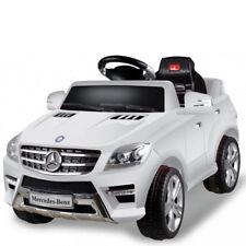 Auto elettrica fuoristrada 6V Mercedes Benz ML per bambini con telecomando SUV