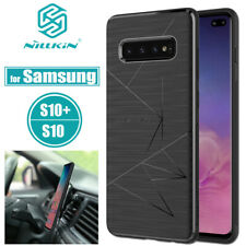NILLKIN Magic Matte Case For Samsung Galaxy S10 Plus Adsorption Magnetic Cover