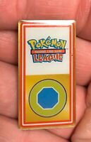 1999 Pokemon Trading Card Game League Pin Gym Badge Nintendo Wizards