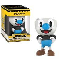 Stylised Vinyl--Cuphead - Mugman Vinyl Figure