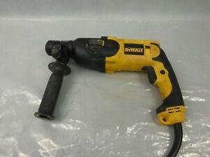 Dewalt D25013 230v Corded Hammer Drill Used Condition 650 Watt Power With Case