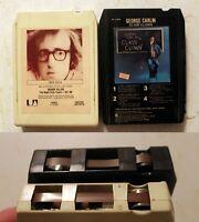 8-Track: George Carlin (Class Clown) + Woody Allen (Night Club Years 1964-1968)