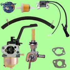 Carburetor w/ Right Petcock Coil for Apollo Huskee Troy-Bilt 951-15236 Gas
